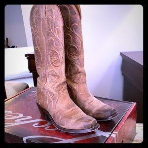 Original Lucchese Cowboy Boots